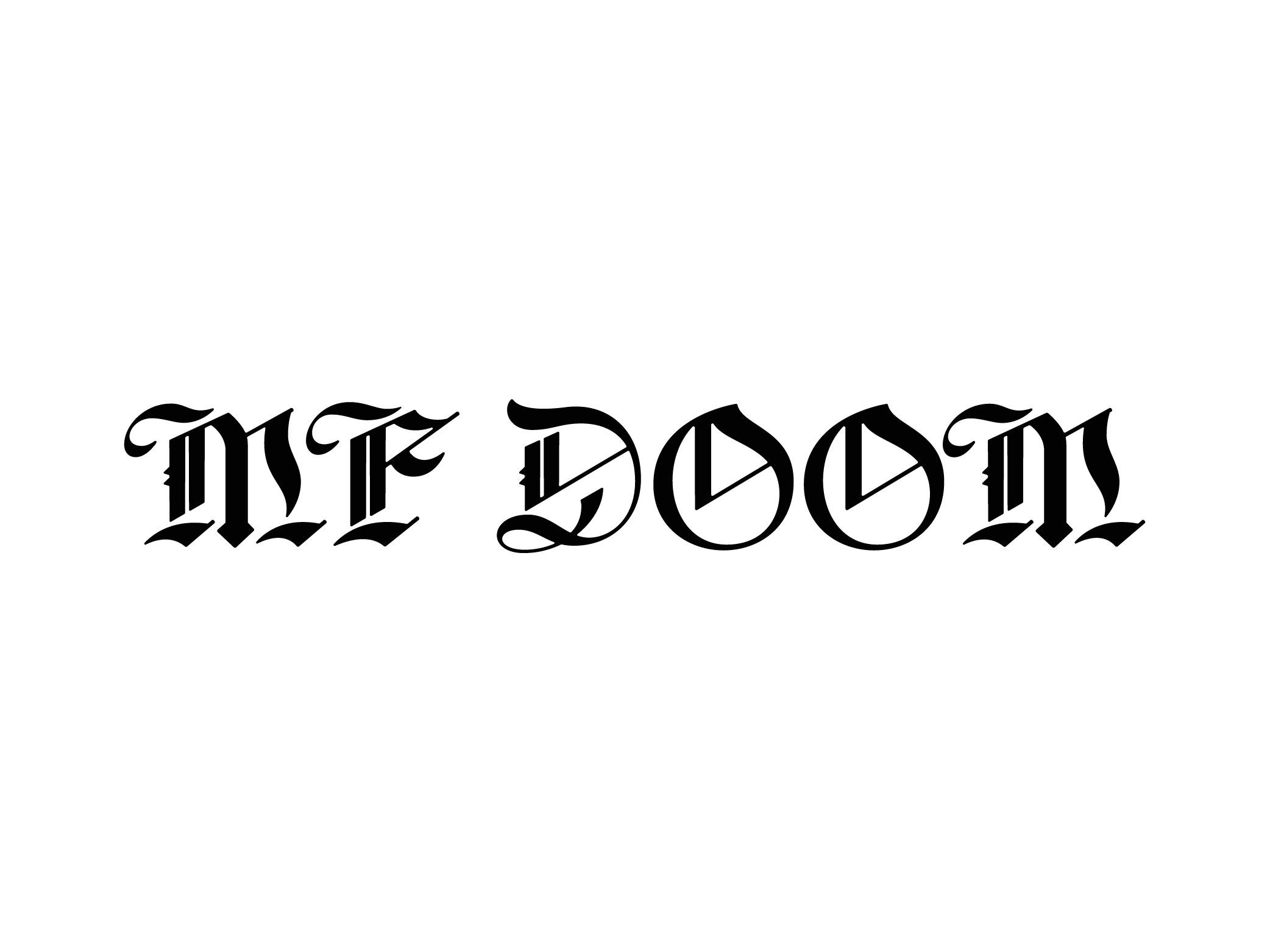 Studio Freight - Mr Doom Lettering
