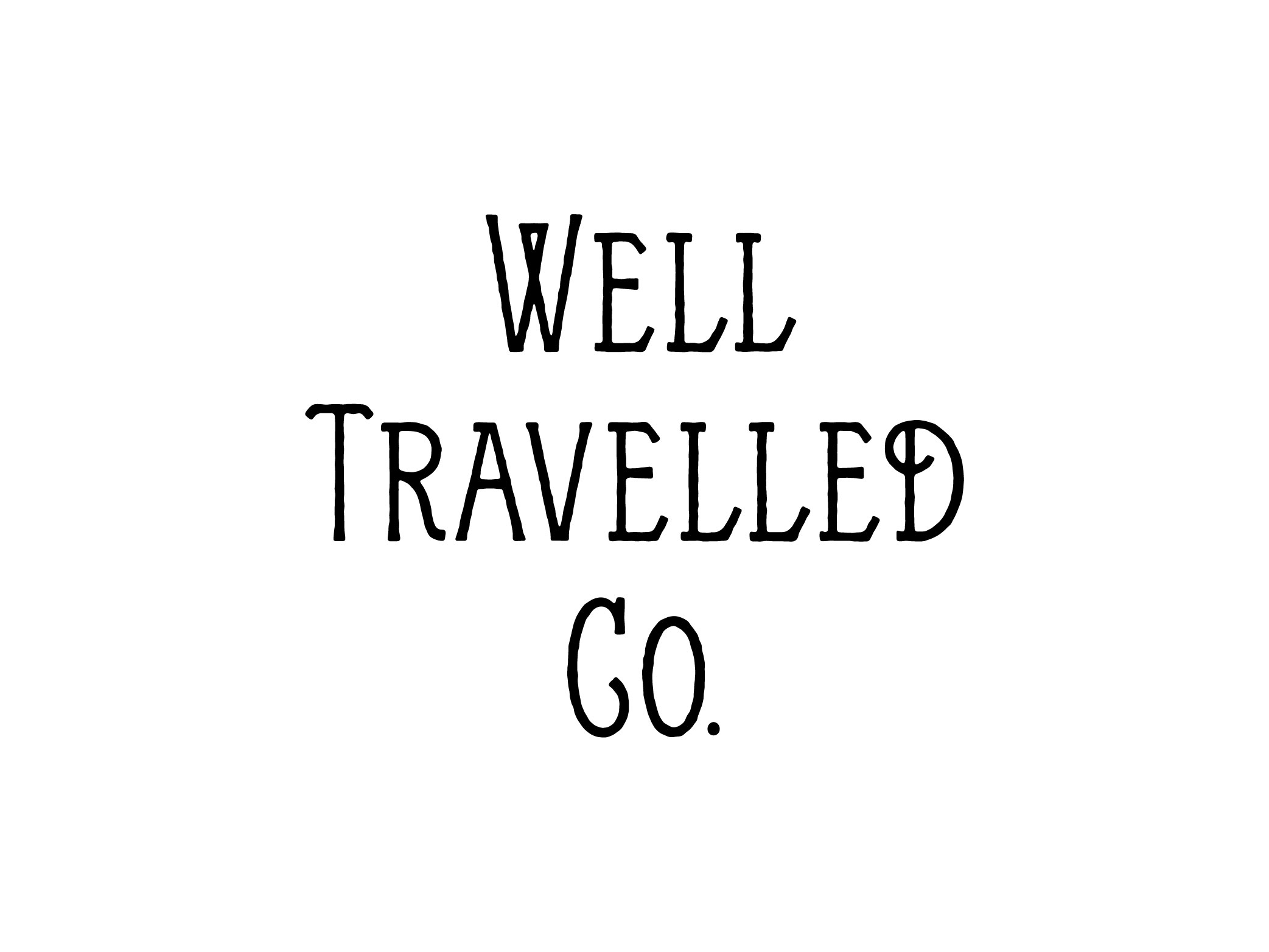 Studio Freight - Well Travelled Co Logo