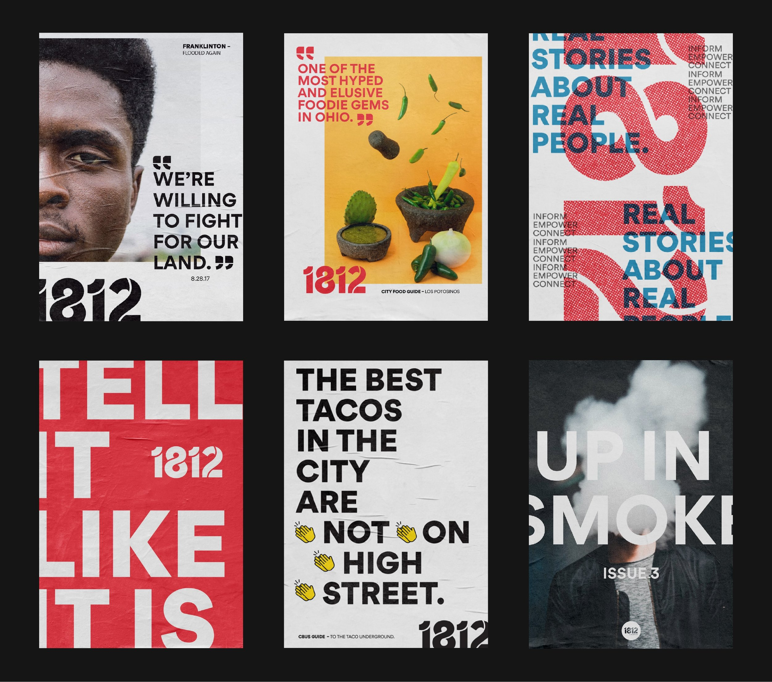 Studio Freight - 1812 Posters
