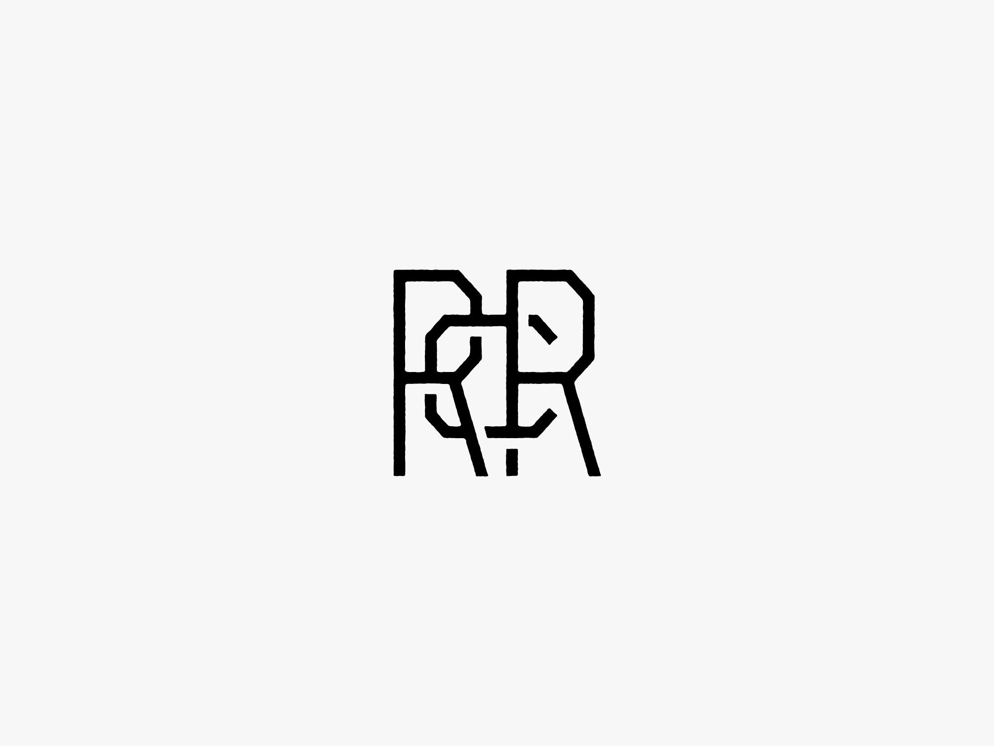 Studio Freight - Roosevelt Coffee Monogram