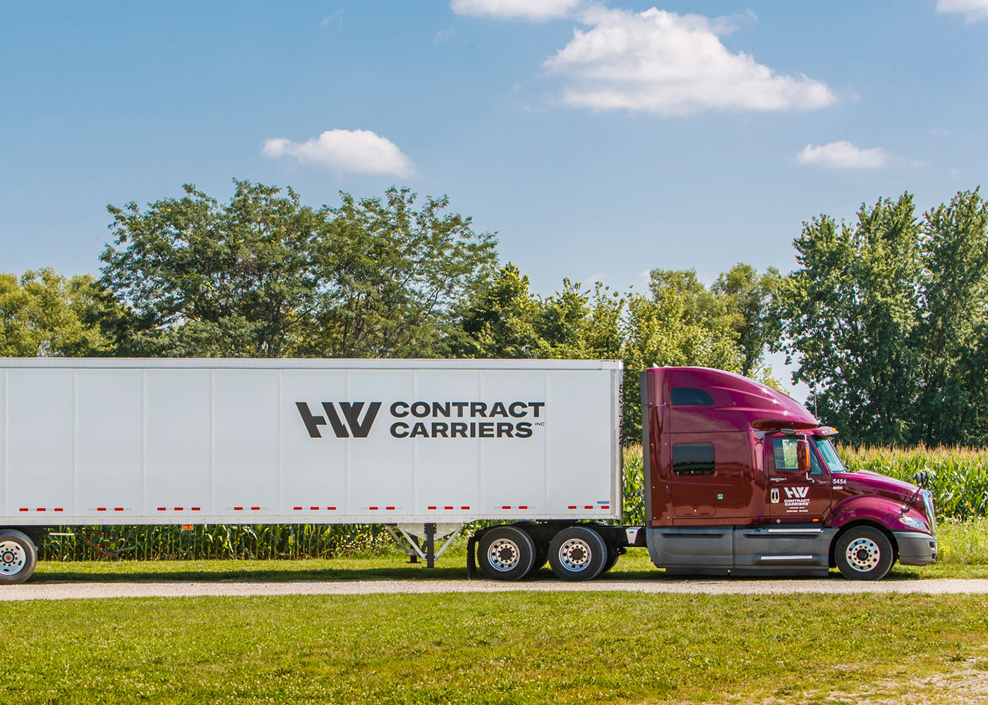 Studio Freight - H&W Contract Carriers Truck