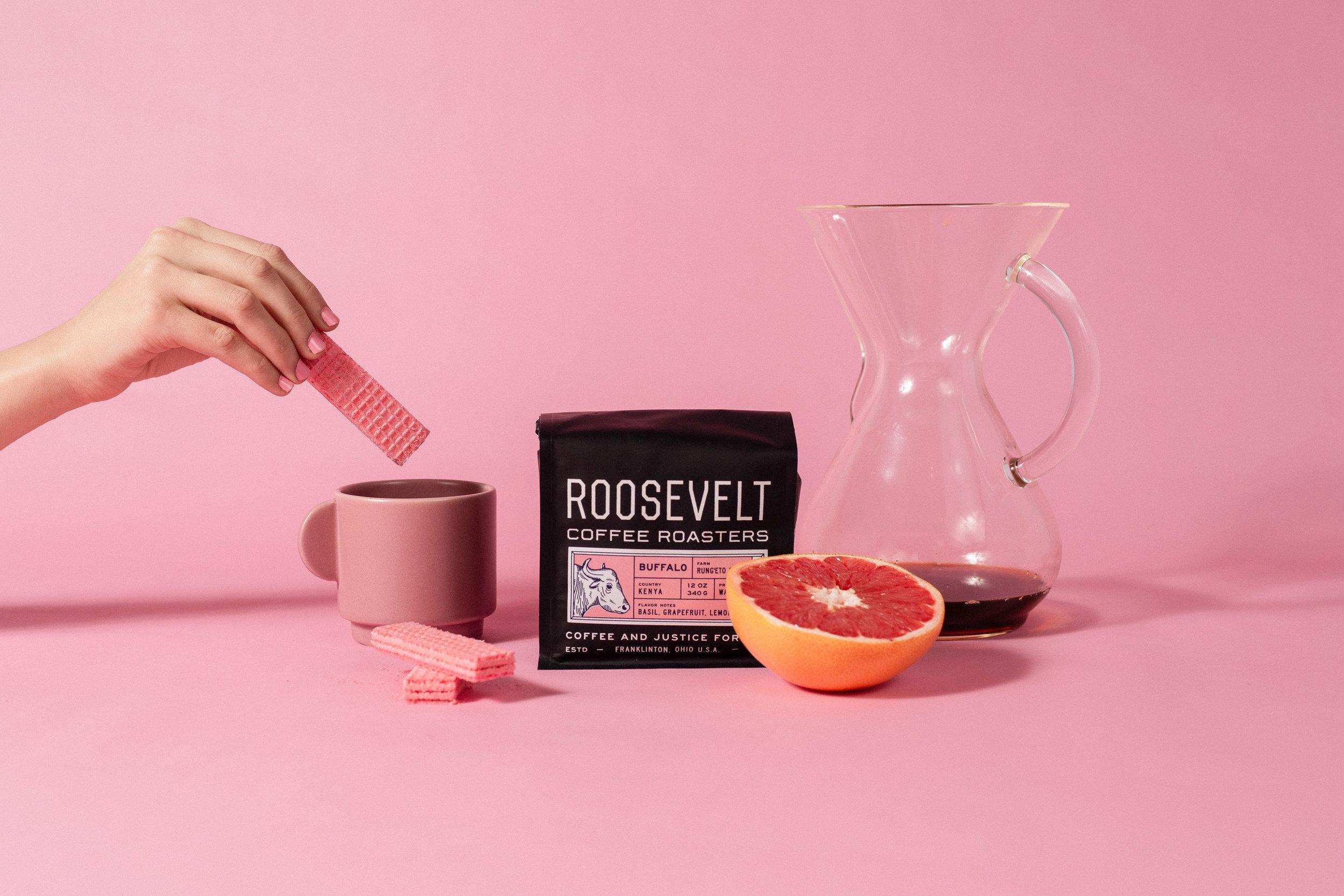 Studio Freight - Roosevelt Coffee Banner