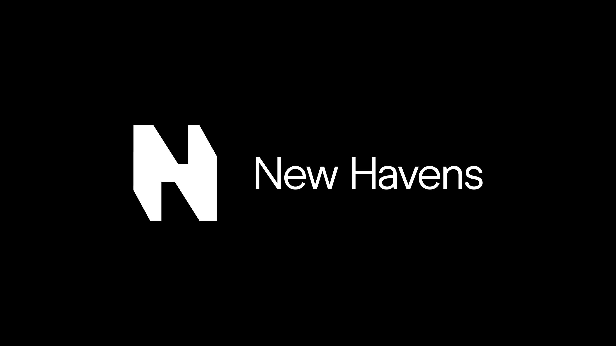 Studio Freight - New Havens Main Logo