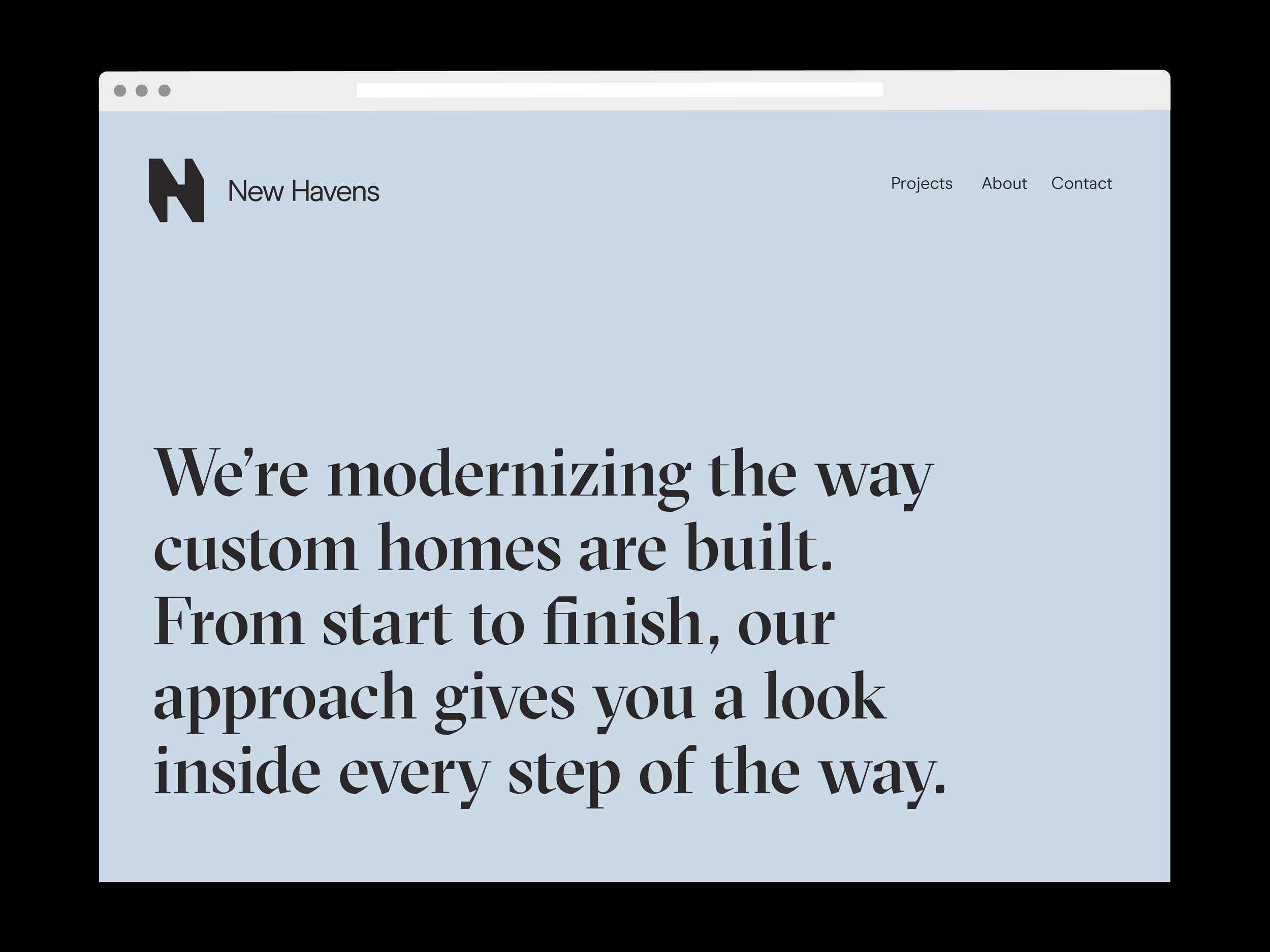 Studio Freight - New Havens Website About Page