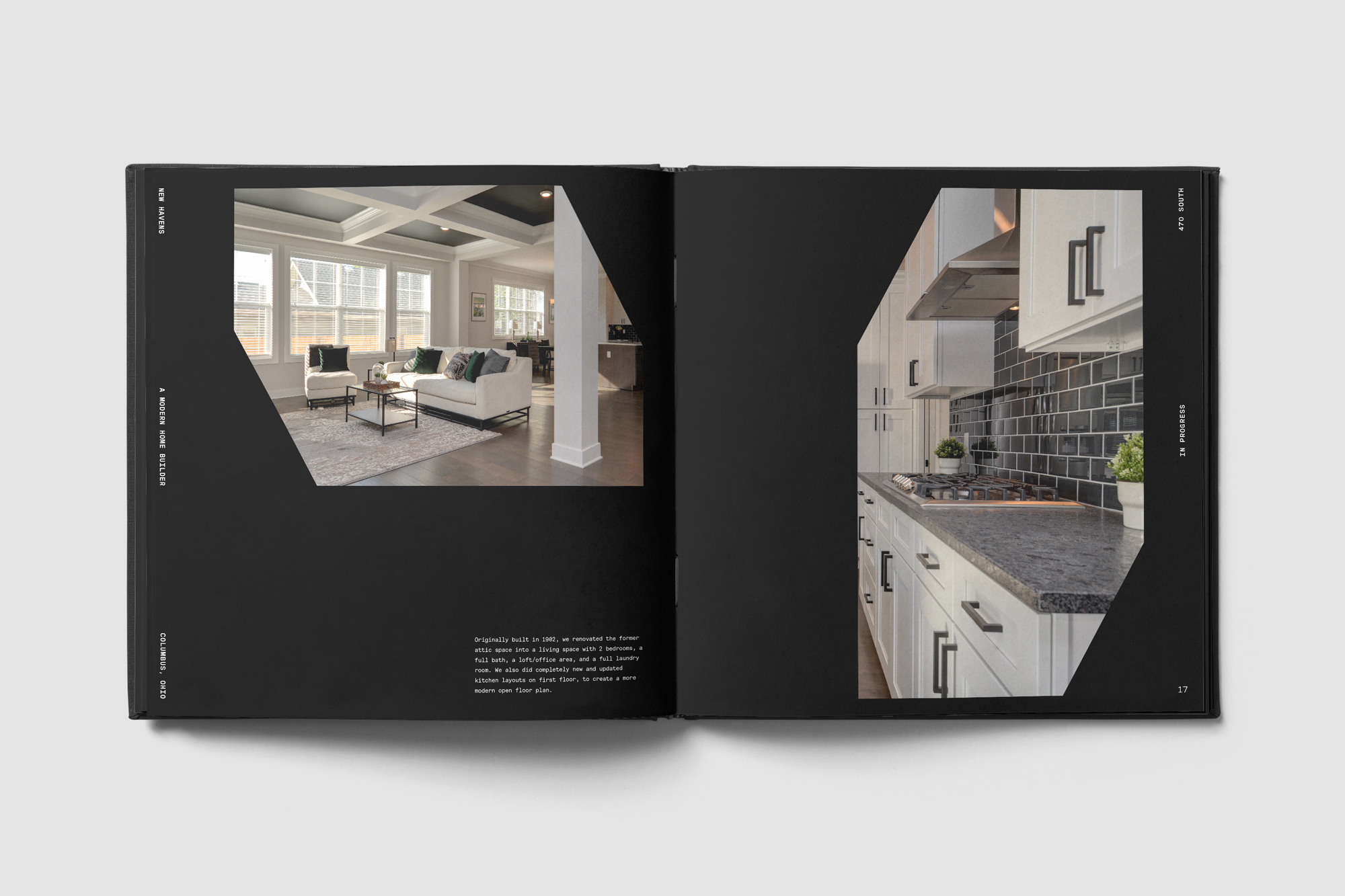 Studio Freight - New Havens Brochure