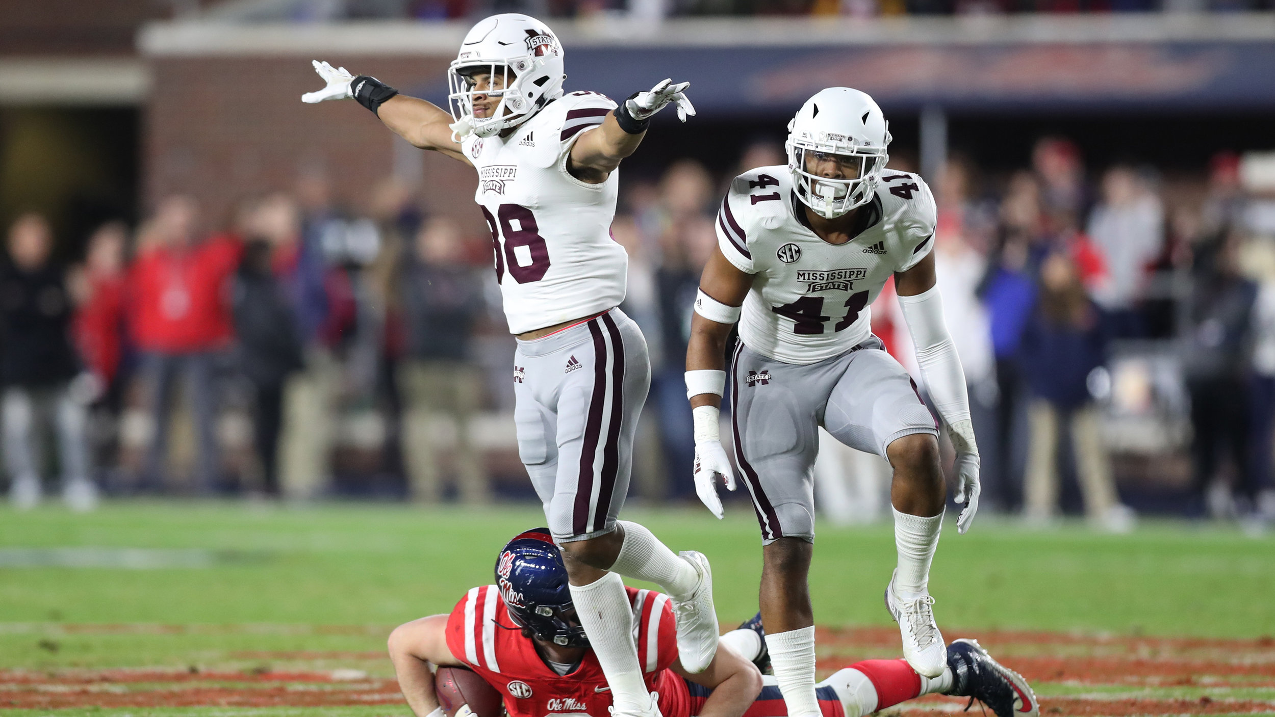 Picture credit: Mississippi State Athletics
