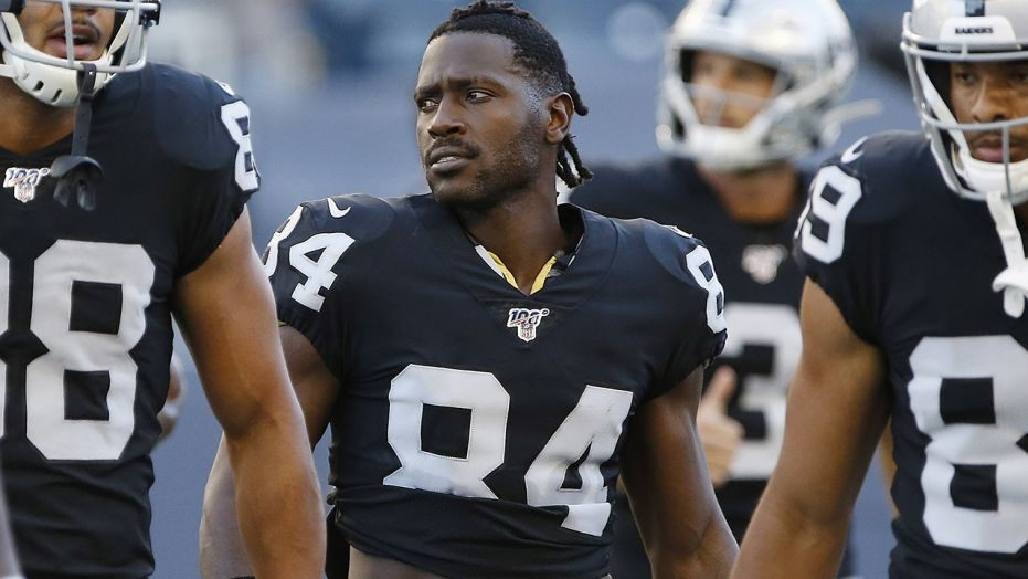 Antonio Brown - After a series of events, AB was released by the Raiders, and signed by the Patriots.