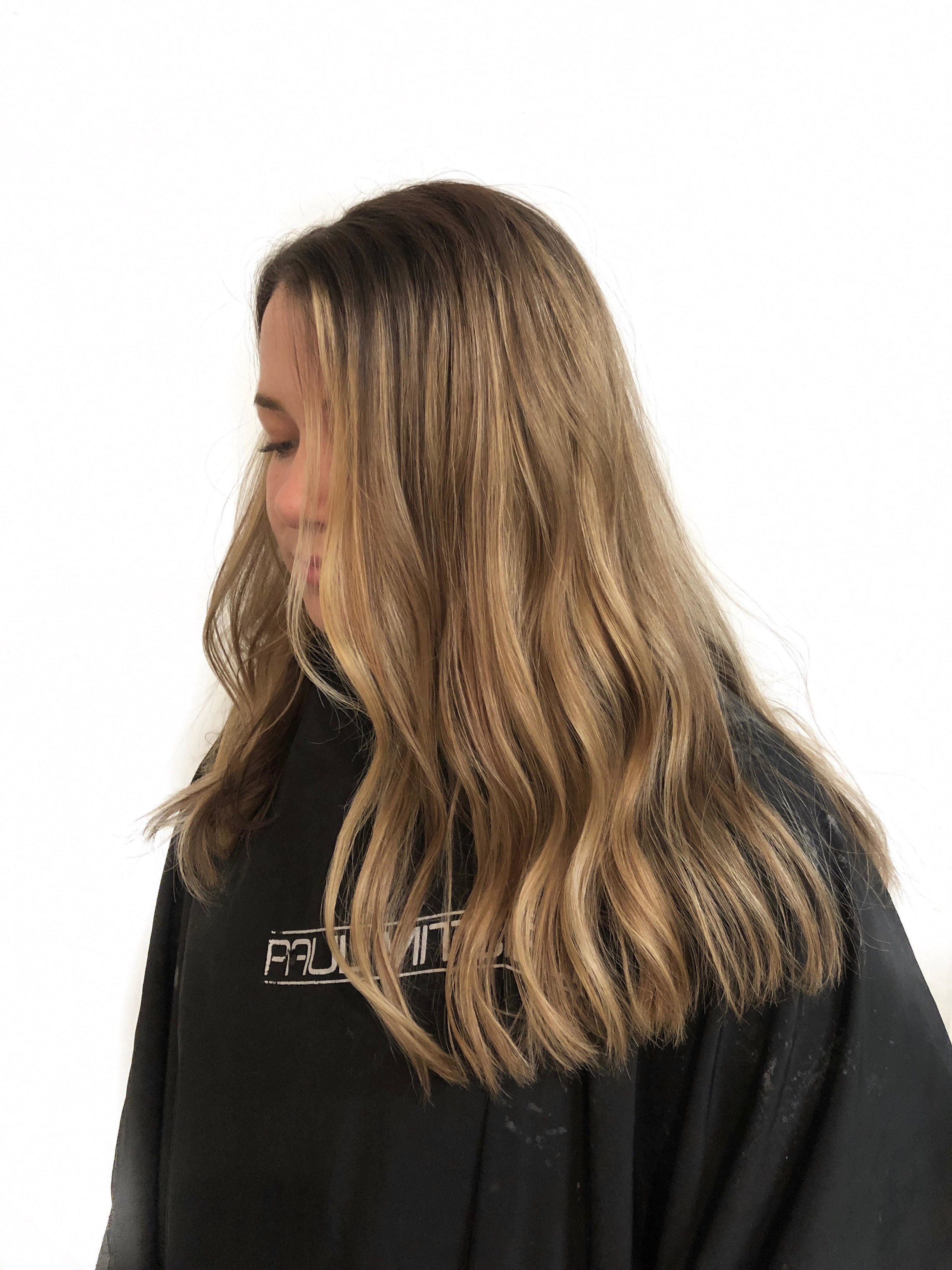 Balayage - A French colouring technique, the Balayage starts at $65 (price may vary depending on hair length and volume). We will sit down for a consultation beforehand to assess your hair and pricing for one of my favorite services that I offer/get to work my magic on!~ appt. time - 1 1/2 - 2 hours ~
