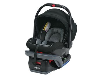 Infant carriers can only be used rear-facing.