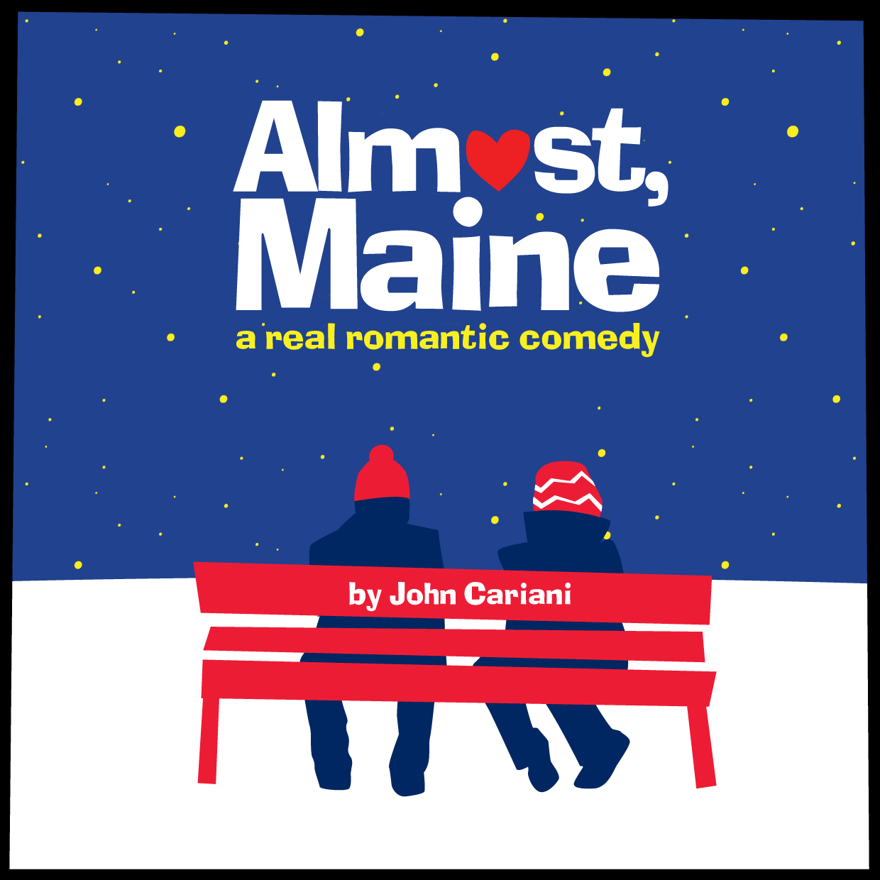 Image result for Almost, Maine by John Cariani