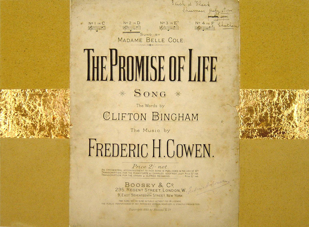 Collage (The Promise of Life)