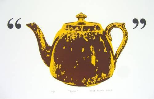 """Teapot"" (artist's proof)"