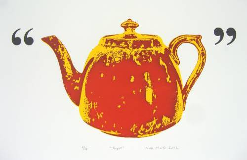 """Teapot"" (8/24)"