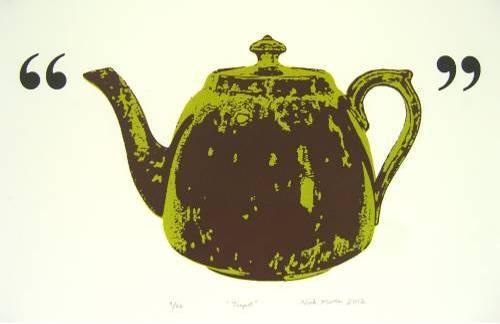 """Teapot"" (9/24)"