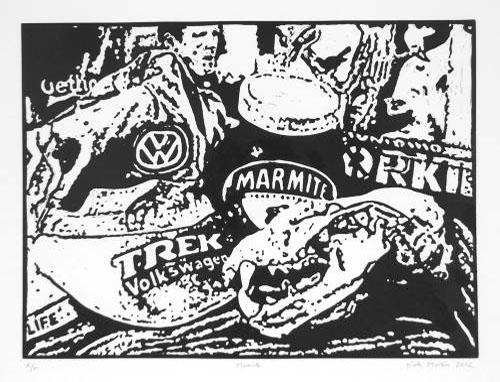 Marmite (artist's proof)