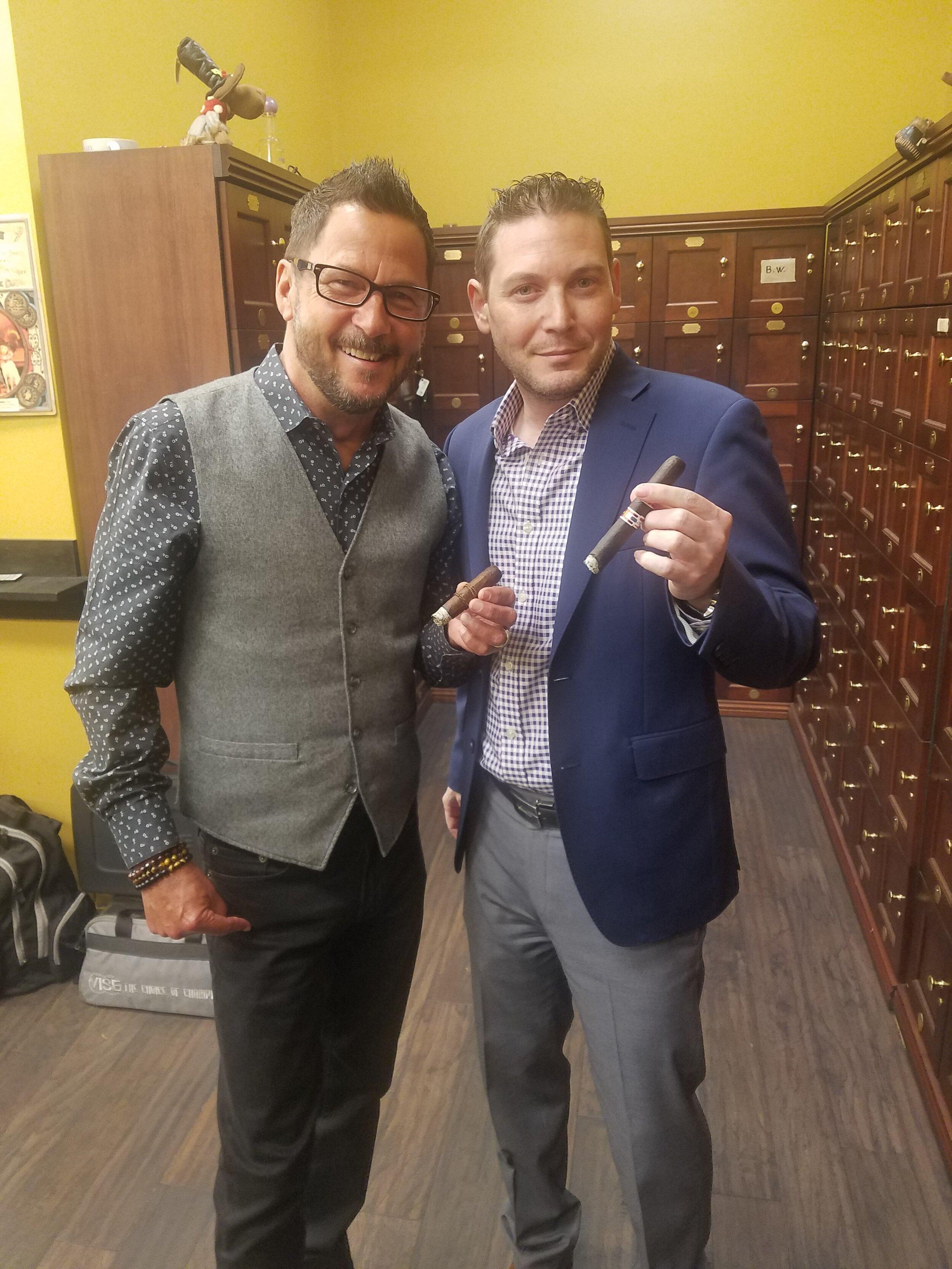 Rick Rodriguez - Blender Ambassador CAO Cigars