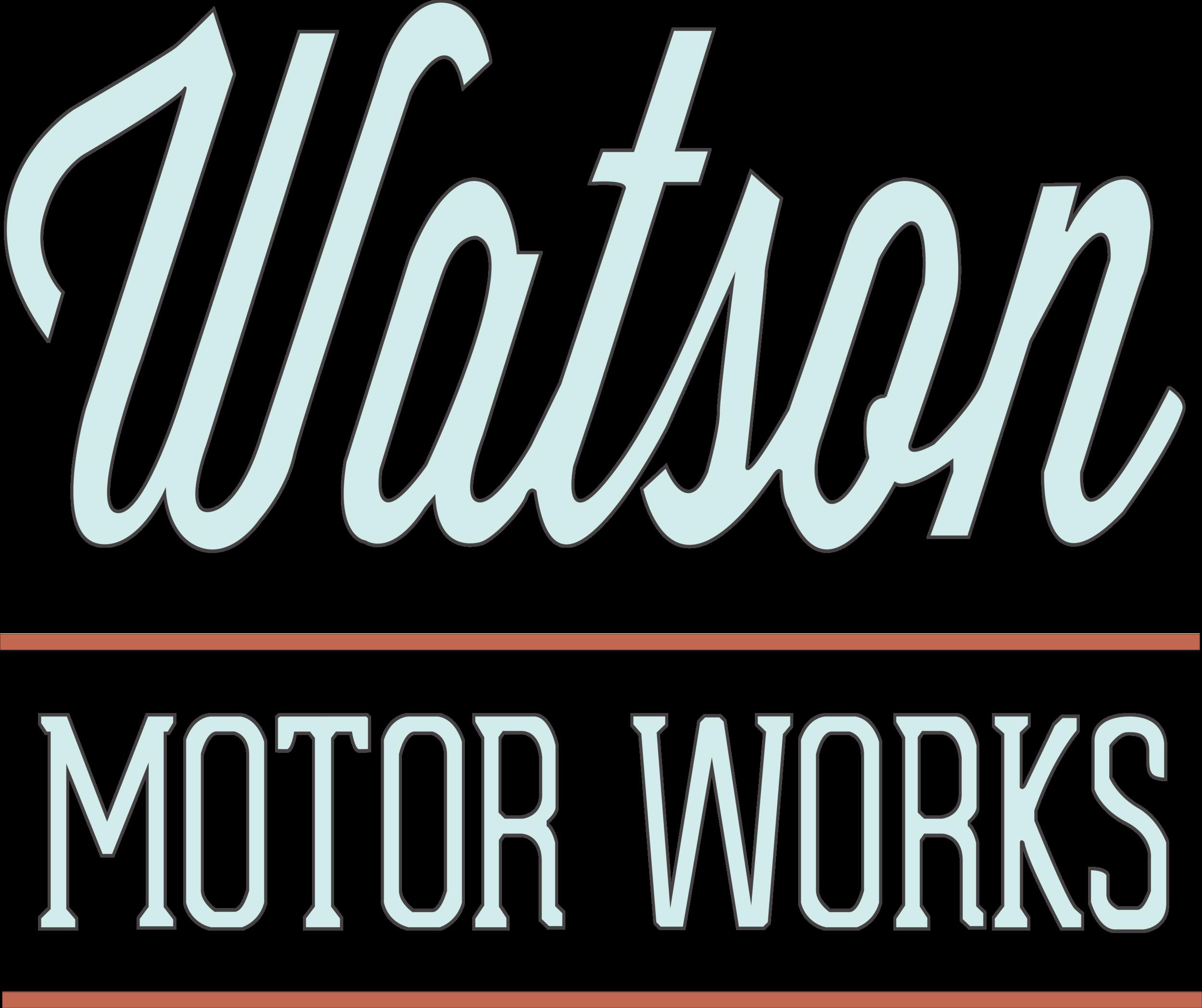 Watson Motor Works
