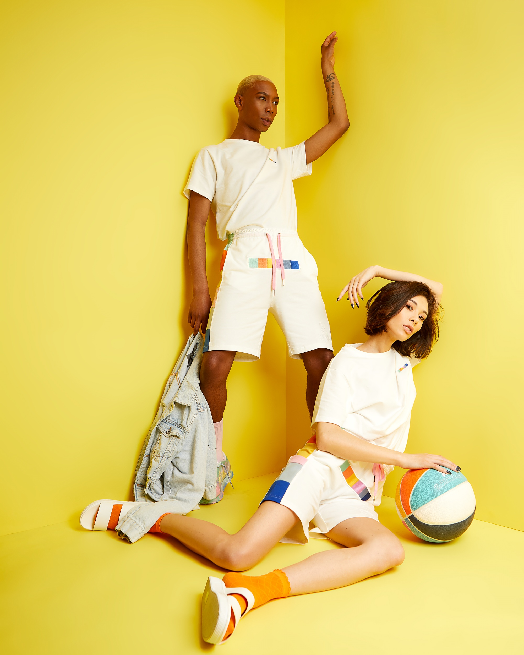 TRAPPED IN A COLOR BLOCK - Urbane Clothing