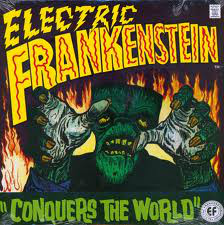 Conquers The World - 2a. Conquers The World CD (USA: Nesak/Kado 1996) OUT OF PRINT! 2b. Conquers The World LP (USA: Get Hip, 1996, GH-1048)a singles compilation - different cover art on vinyl LP first 1,000 black vinyl, 2nd printing purple vinyl.2c. Conquers the World CD (USA: One Foot, 2000) OUT OF PRINT! Cover art by Alan Forbes - features 2 extra songs and a video.Steve Miller on VocalsCover art by Dan C. It's All Moving FasterElectrify Me Just Like Your Mom New Rage Deal With It Home Of The Brave Monster Demolisher Face At The Edge Of The Crowd Get Off My Back Coolest Little MonsterExtra tracks:Razor Blade TouchWe are the Road Crew (Motorhead cover)
