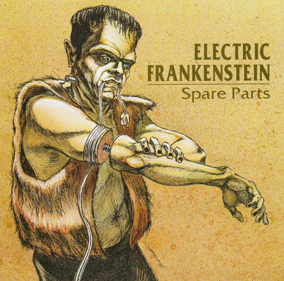 SPARE PARTS - 4. Spare Parts LP/CD (USA: Get Hip 1998)Full-length 10 song USA version,Scott Wilkins on vocalsmastering differs from EURO version -