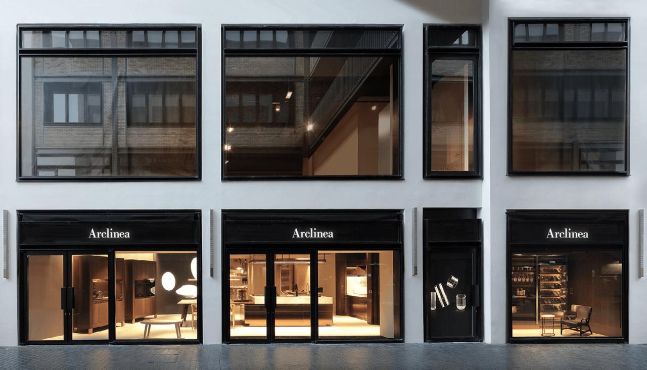 Arclinea Flagship Store - 53 Rue De Grenelle – Beaupassage, Paris