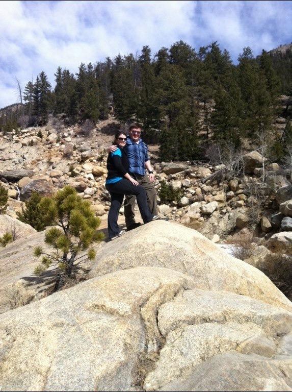 Sarah and Kyle