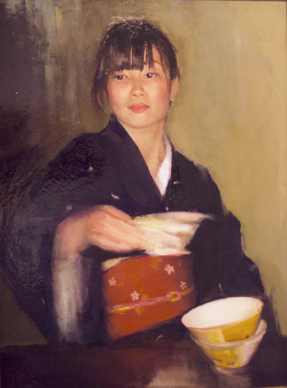 Waitress From Kyoto