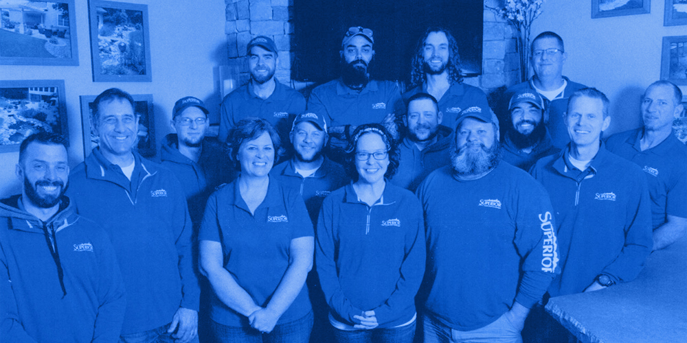 - We're always looking for good people to join our crews. If you love plants and the outdoors, click here, we'd love to hear from you.