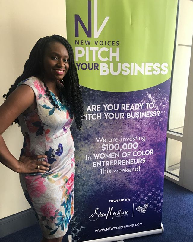 🗣🗣🗣Black women in business!  If you're looking for resources and funding for your business visit newvoicesfund.com. The New Voices fund is a $100 Million Fund created to empower women of color entrepreneurs to reach their full potential. #blackwomeninbusiness #womeninbusiness #womeninbiz