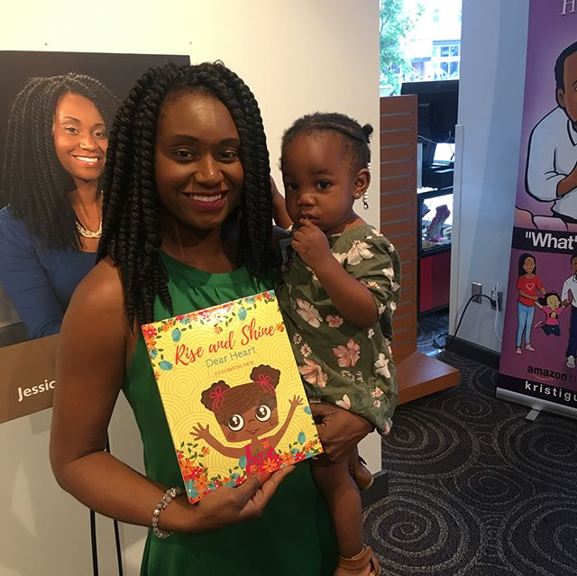 This weekend, I was a featured author at the 7th Annual African American Children's Book Fair at the @lewismuseum in Baltimore, MD. I always have a great time meeting my little readers! As a Black author, I do this for them, so they can see themselves through my words, so they will know who they are - the children of a powerful, vibrant people.