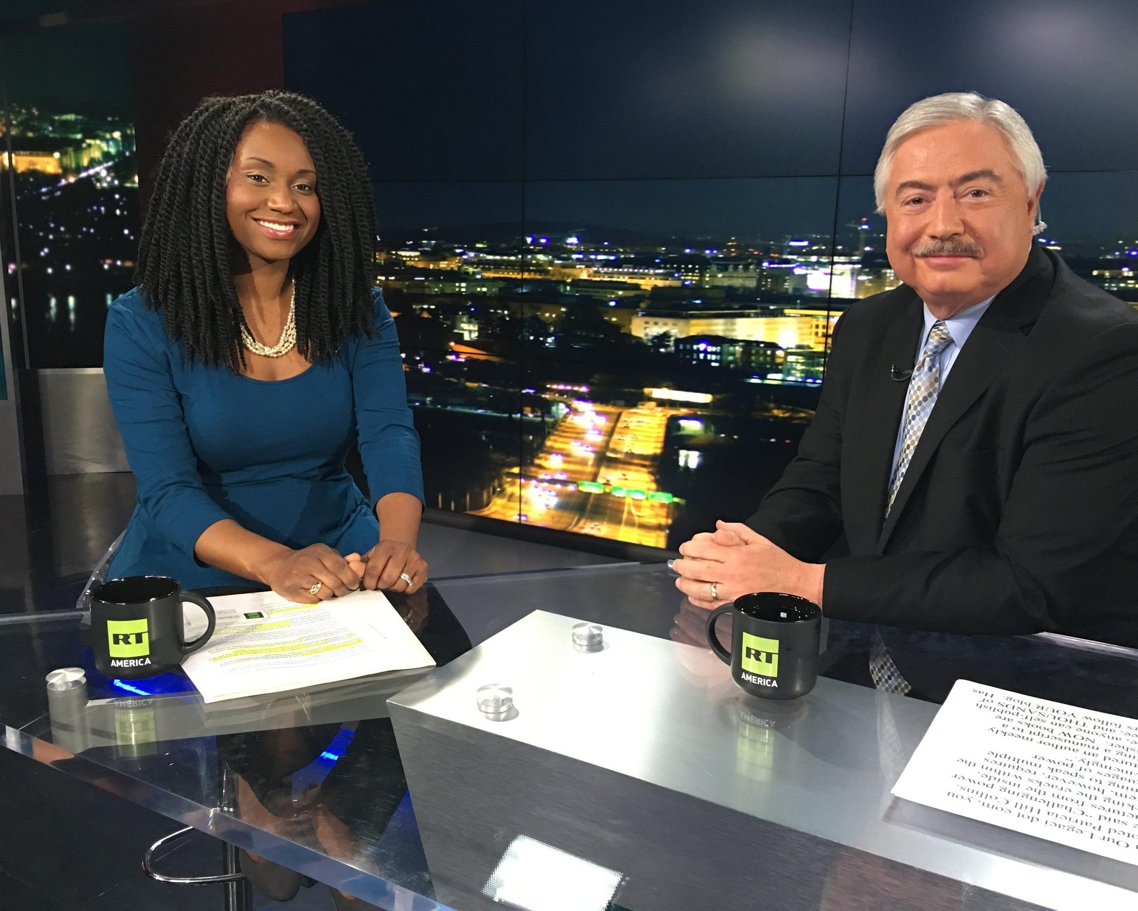 RT News in Washington, DC.