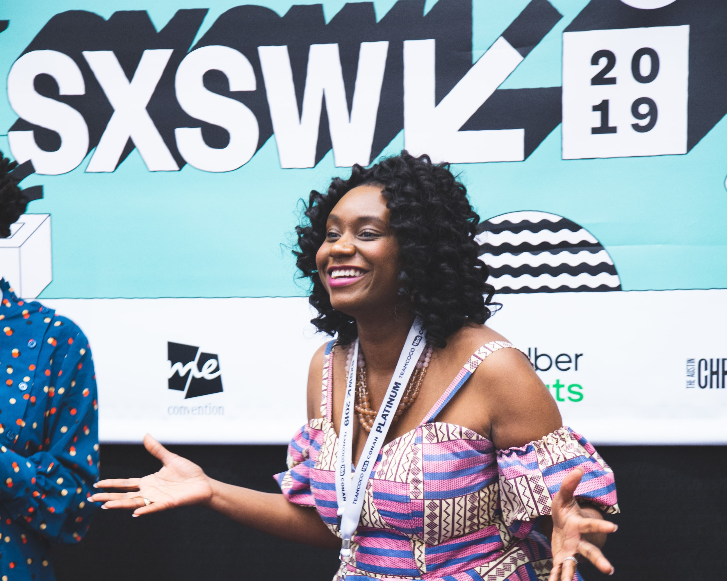 Speaking at SXSW 2019 in Austin Texas.