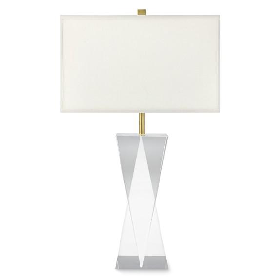 Crystal Prism Lamp
