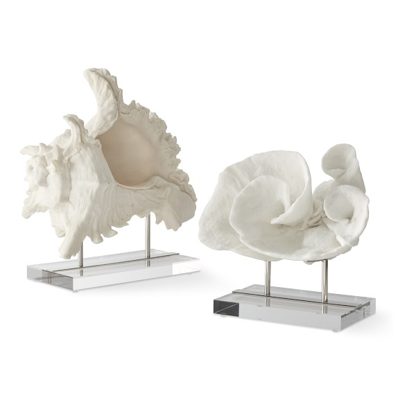 Sea Life Objects on Stands