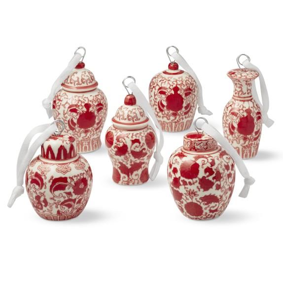 Ginger Jar Ornaments