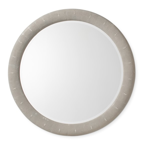 Rhodes Round Mirror