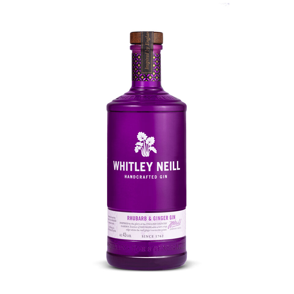 Whitley Neill Rhubarb & Ginger Gin - United Kingdom