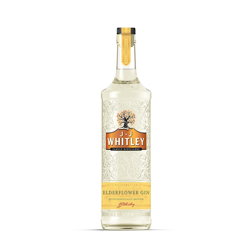 J.J. Whitley Elderflower Gin - United Kingdom