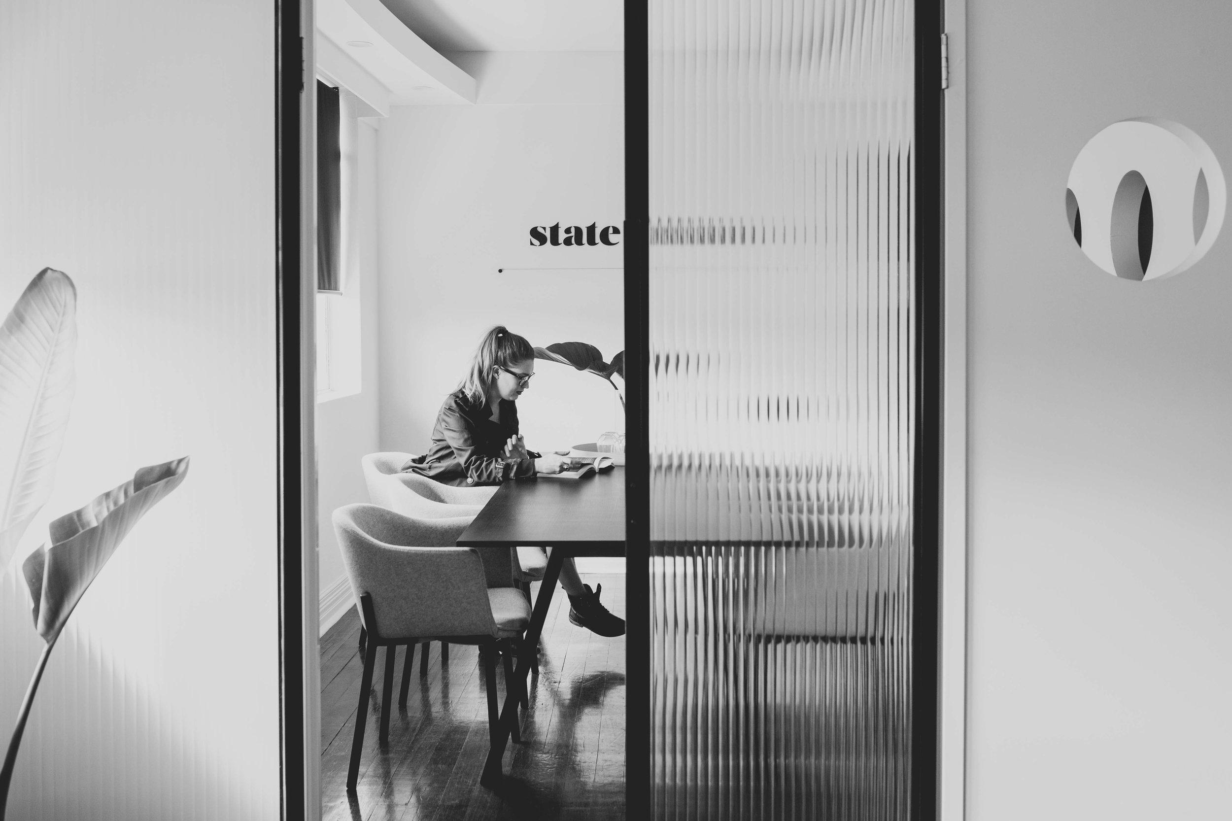 state of kin studio -