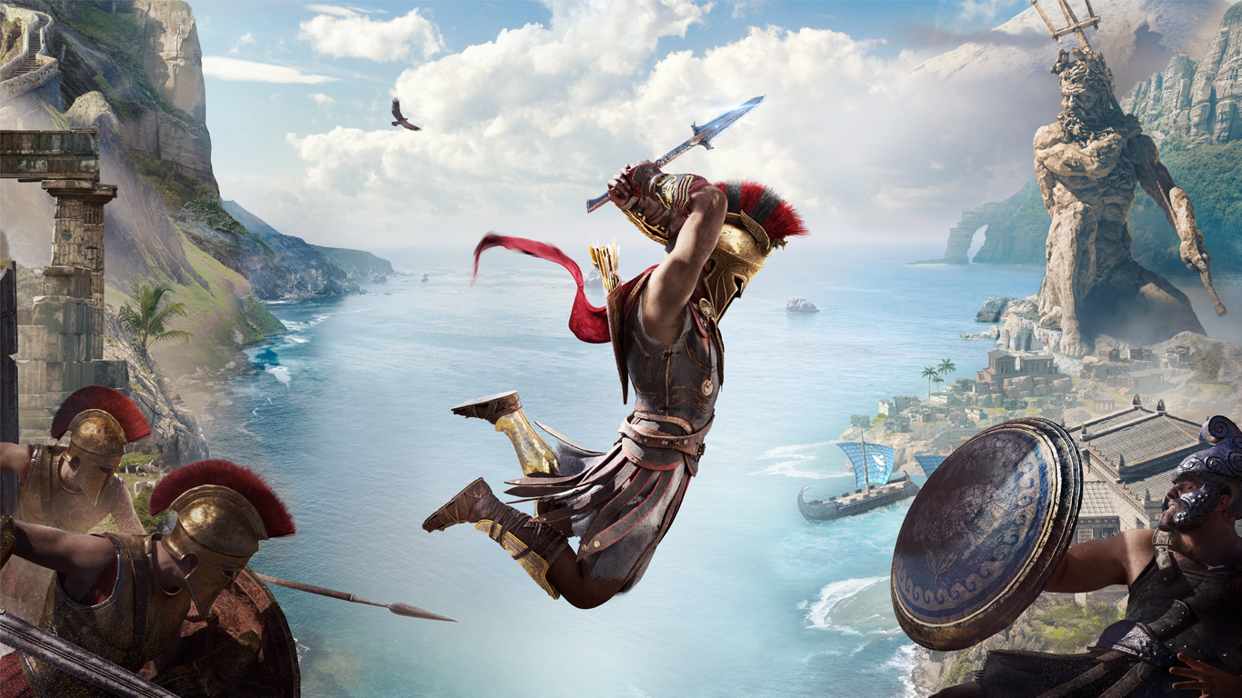 Assassin's Creed Odyssey Game Site  Producer/Project Manager