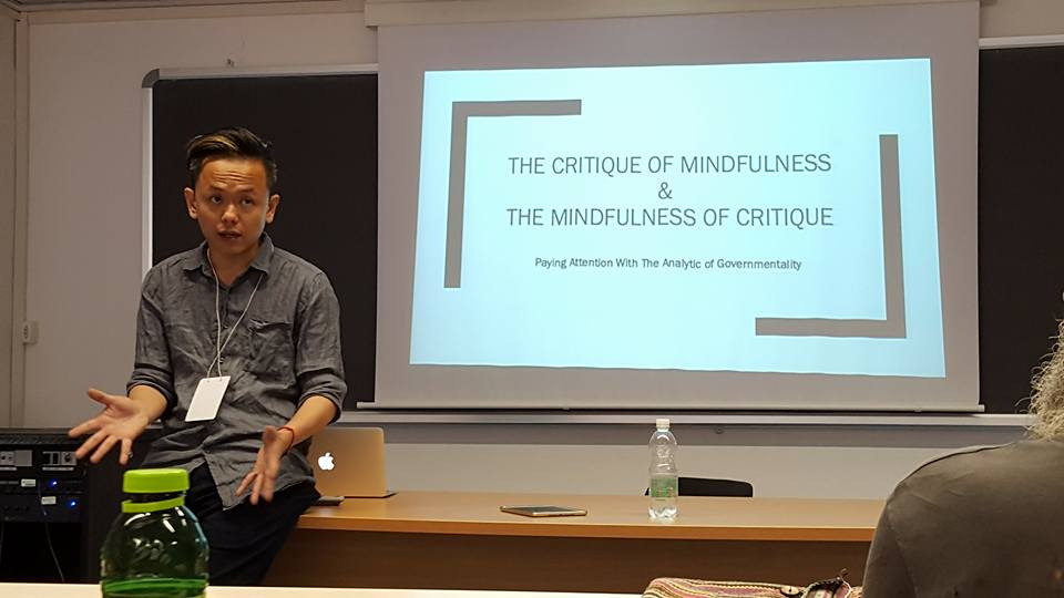 Perspectives on Corporate Mindfulness and Workplace Spirituality session, EGOS conference, Naples, Italy