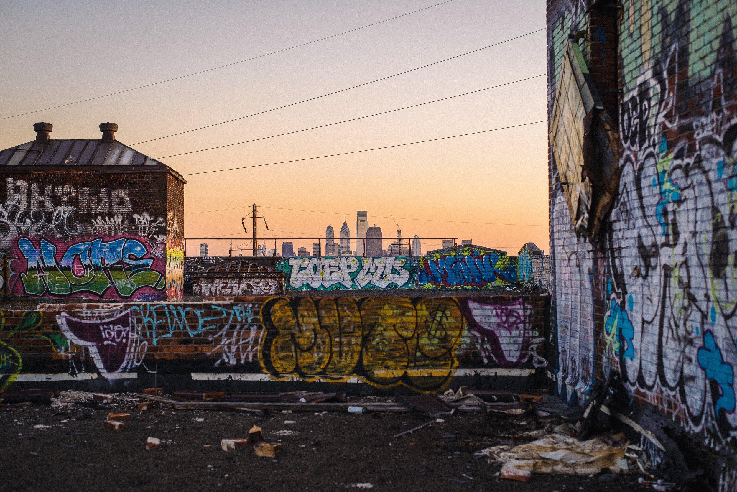 Philadelphia by Fredy Martinez