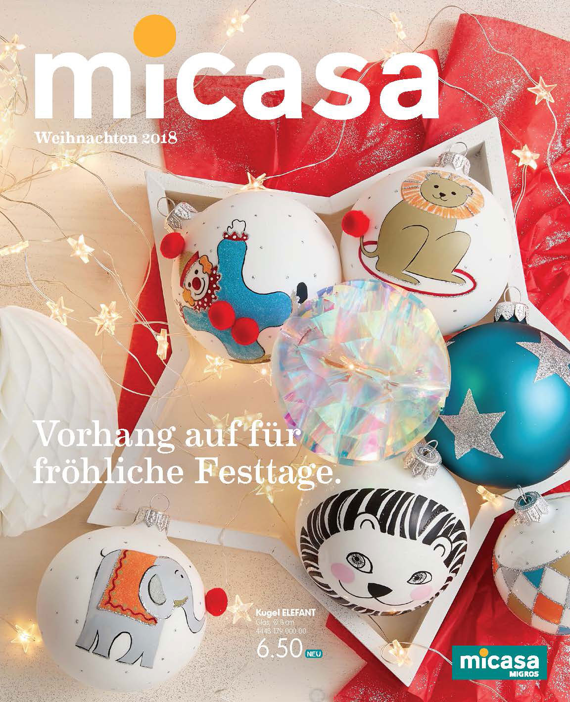 Micasa Christmas 2018