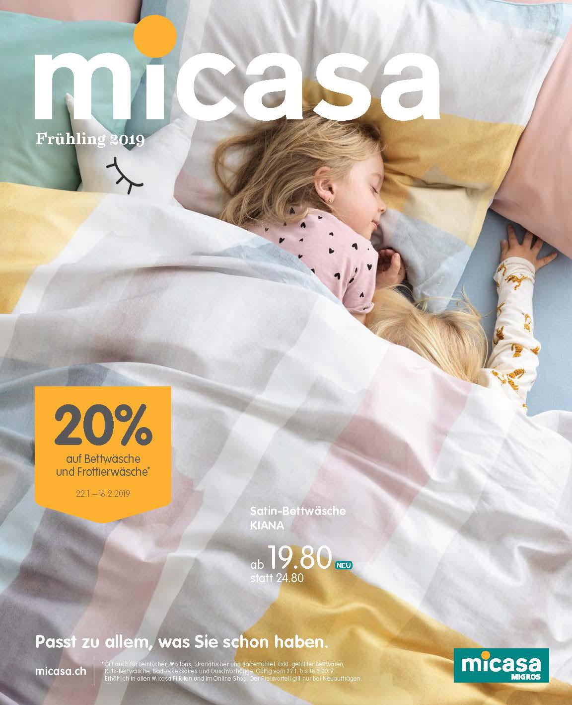 Micasa Spring 2019
