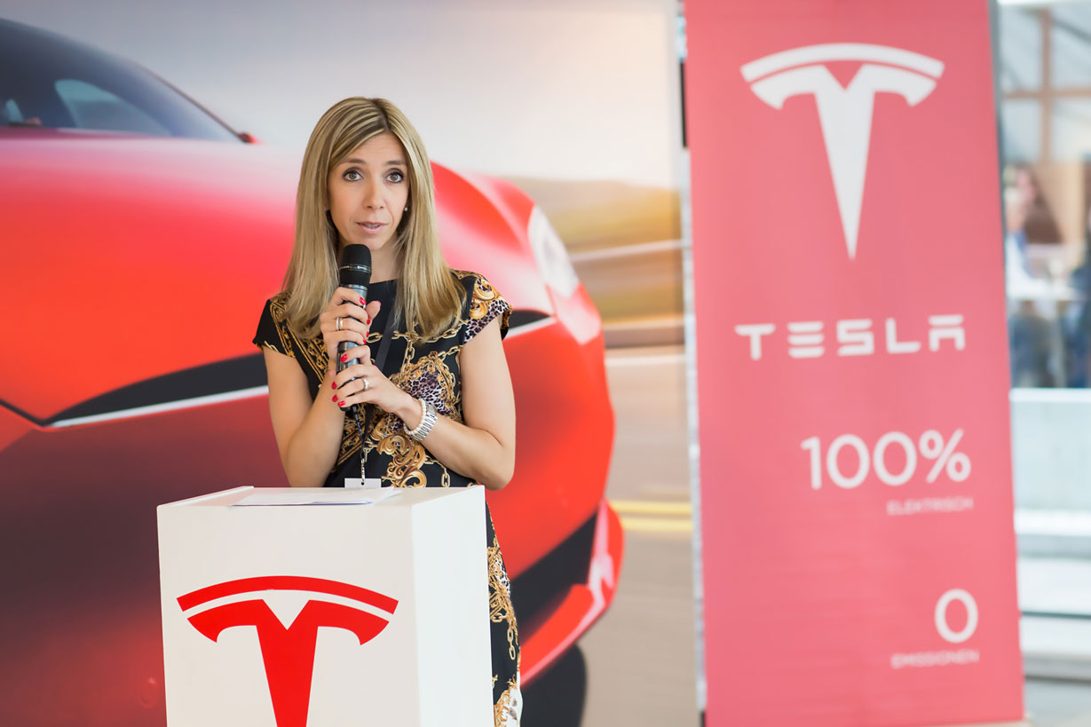 Driving sustainable innovation with Tesla