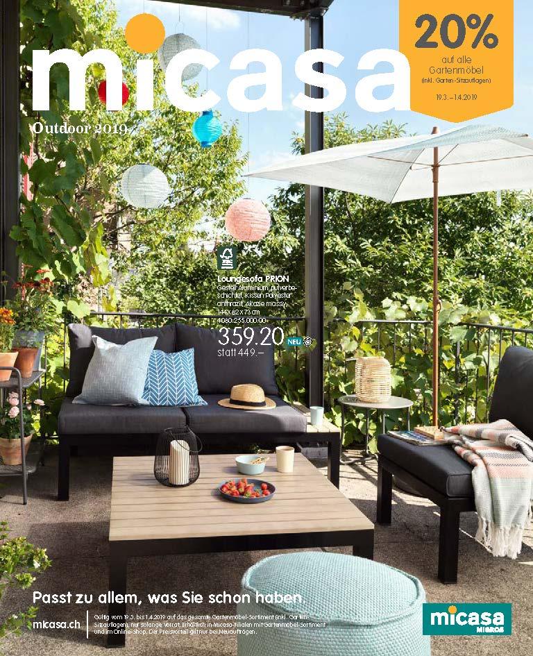 Micasa Outdoor — Joyce McInnis Production