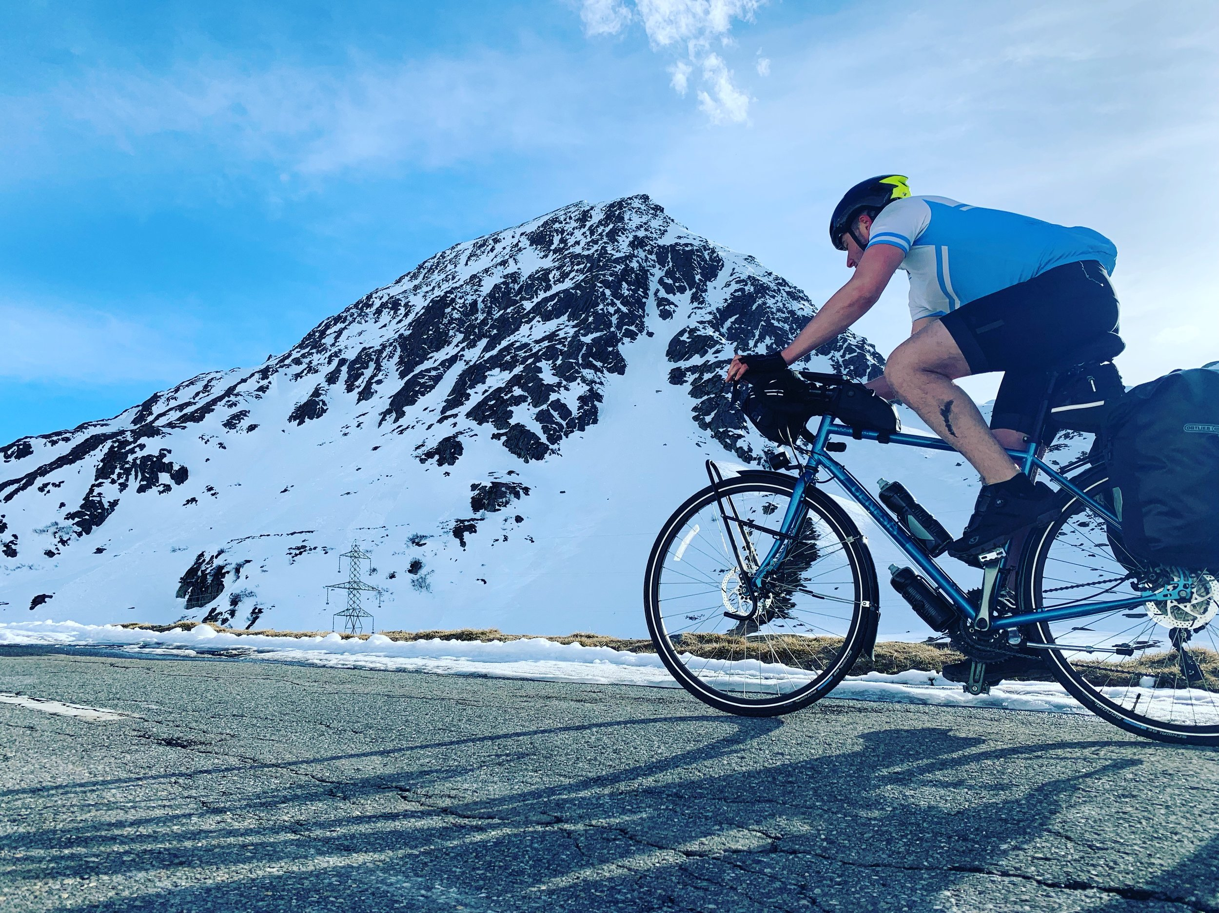 the impossible dream - This is now my journey of becoming a world champion athlete.1. Warm up: Cycle around the world.2. World record: Fastest cycle around the world3. Olympic Champion: Gold Medal Paris 20243. World Champion: Win the Tour De France.This is my Impossible Dream.