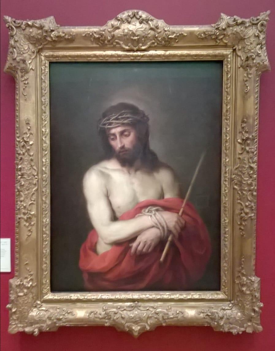Ecce Homo - by Murillo