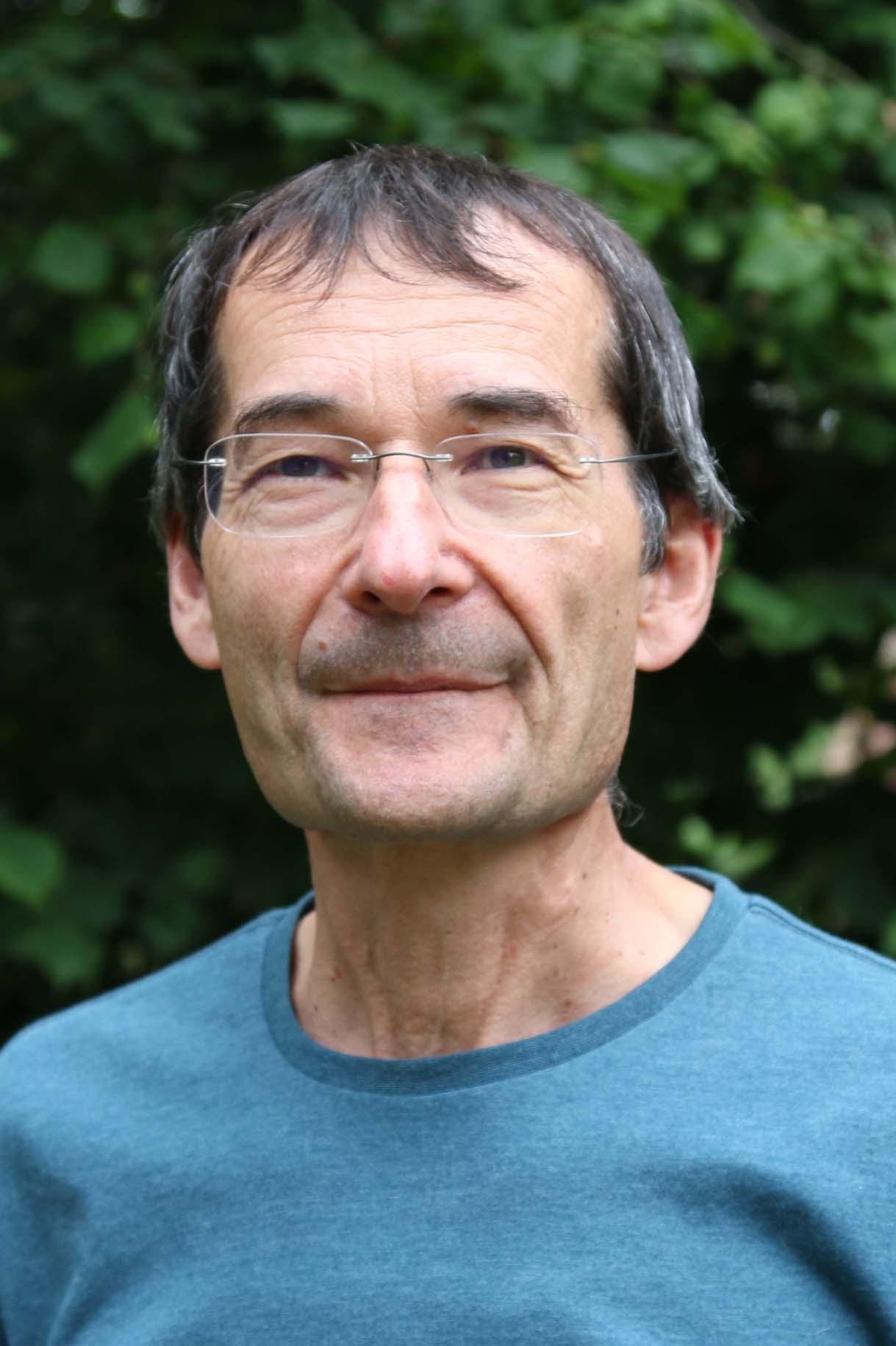 Steve Hemmings - Church Warden