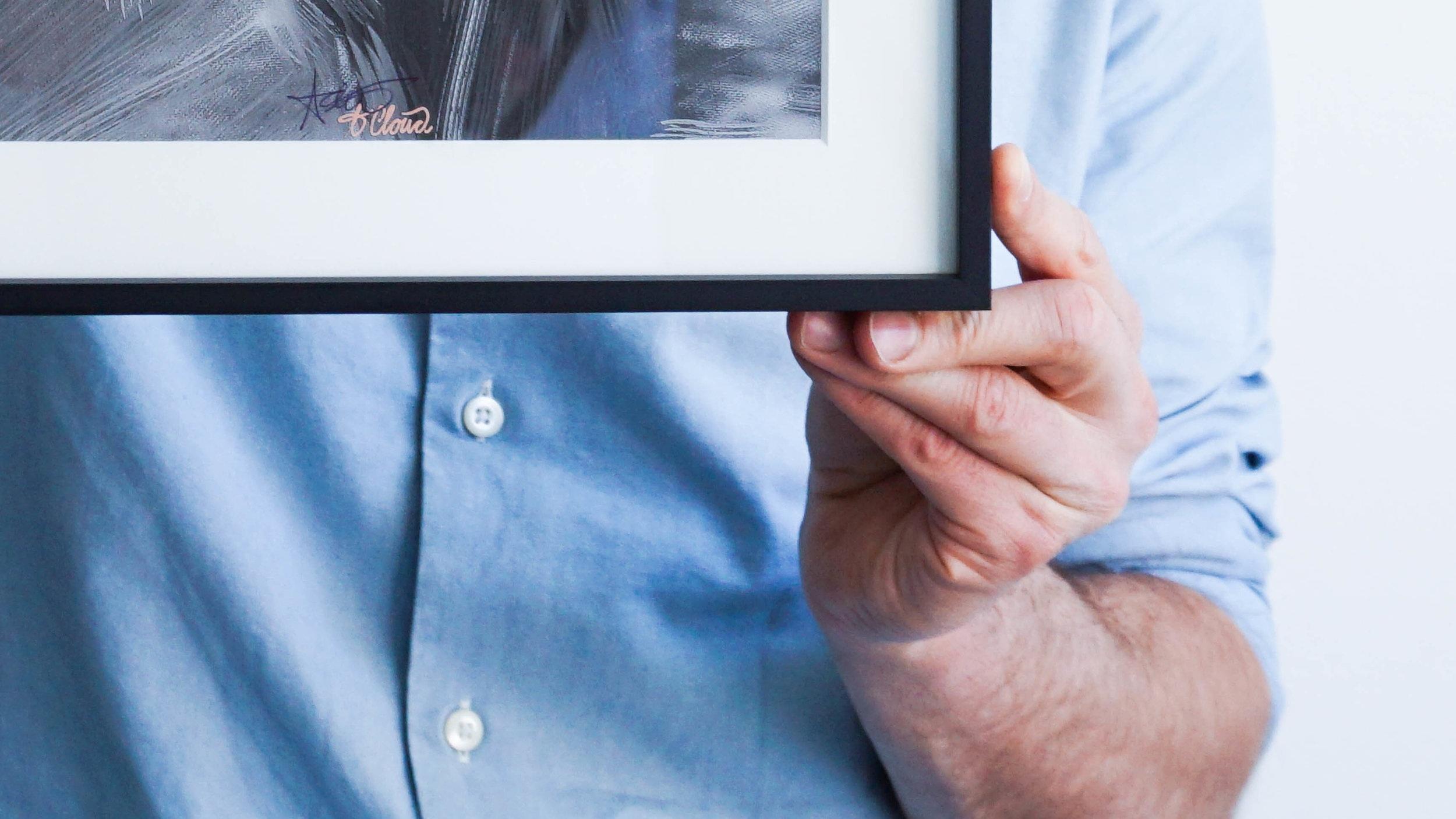 art print sizes -